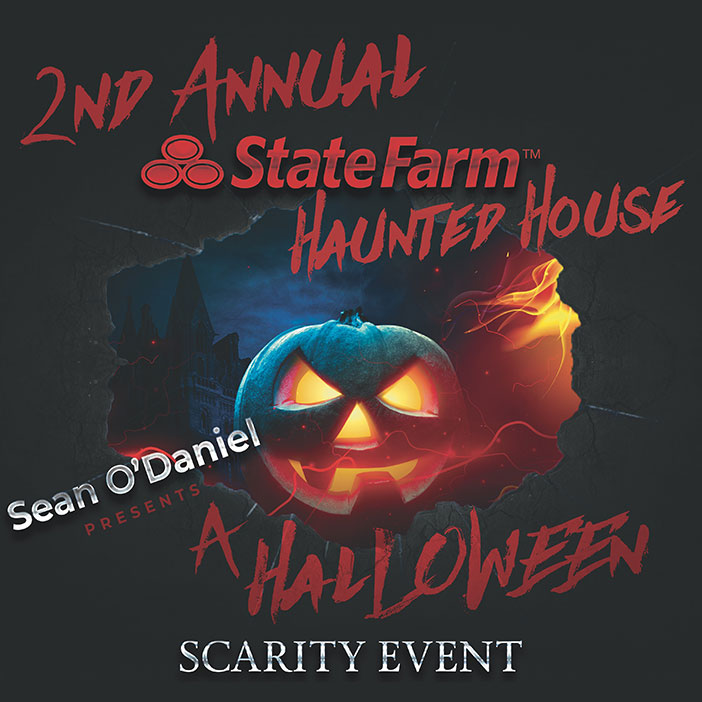 State Farm Haunted House